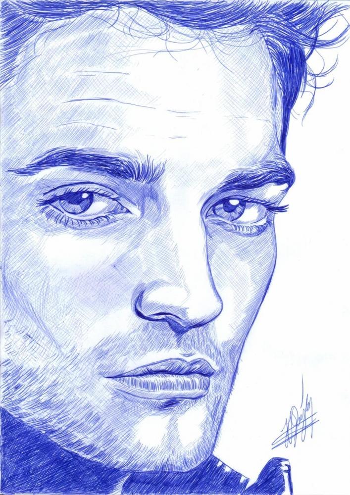 Robert Pattinson by jjg2018